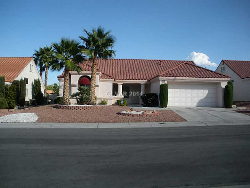 One of Sun City Summerlin 2 Bedroom Homes for Sale